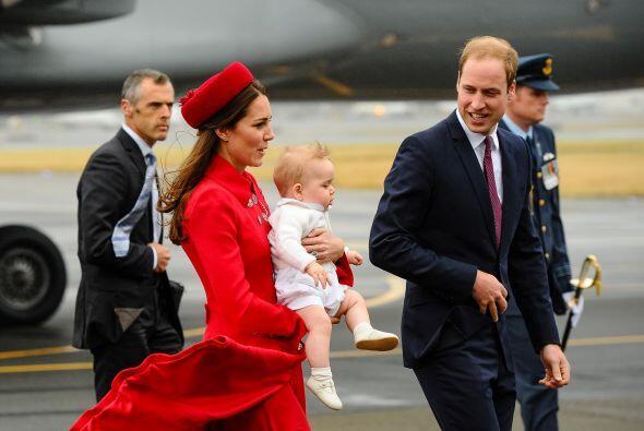 William también se aseguraba que no estuviera molesto por la atención. M...