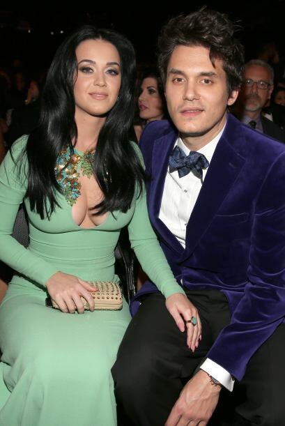 """CANT"""" HOT AND COLD    Katy Perry le pusó fin a su relación con John Mayer."""