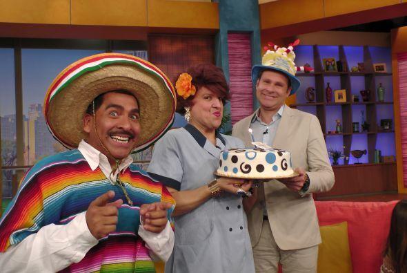 el cumpleaños de Alan Tacher