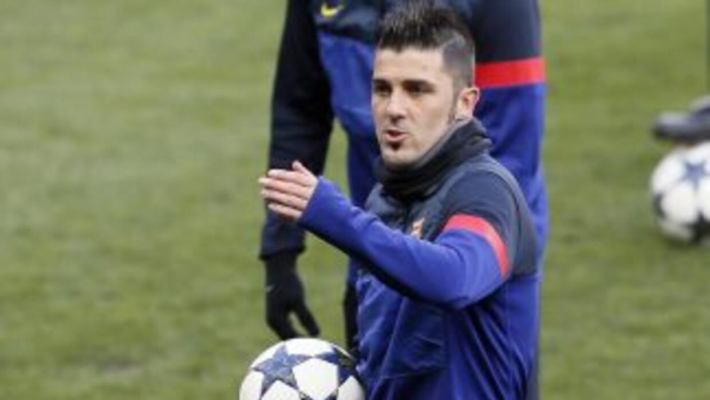 La mente del 'Guaje' Villa ya está enfocada en el Atlético.