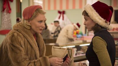 'Carol': un romance especial