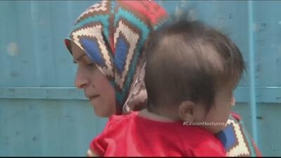 Miles dejan sus casas en Gaza por los bombardeos