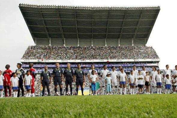 El anterior encuentro fue en la ciudad de Puebla con el Estadio Cuauht&e...