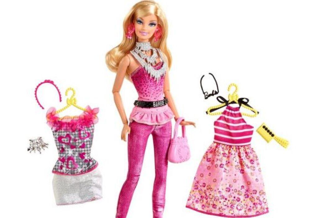 """""""Barbie Fashionista"""": para las niñas que son amantes de la moda esta Bar..."""