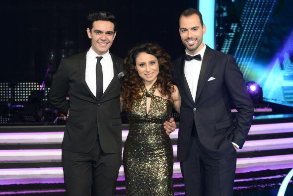 De esta manera, los nominados de la segunda gala fueron Espiridión Magañ...