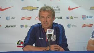 Jürgen Klinsmann ''Todos los entrenamientos van rumbo al enfrentamiento...