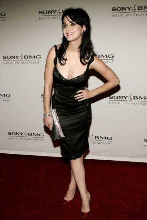 """Katy saltó a la fama con su canción """"Ur so gay"""" ganando fama en Internet..."""