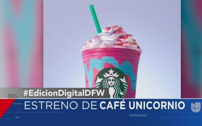 Frapuccino unicornio y otras tendencias en la red