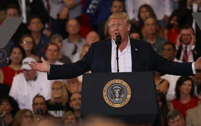 Ataques contra la prensa, Obamacare y el muro fronterizo: los temas que...