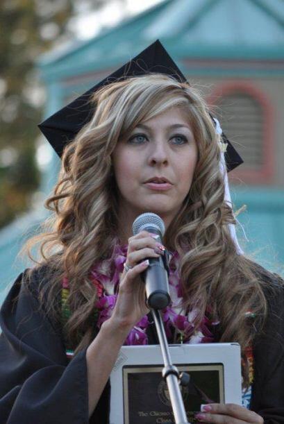 Ivette es graduada de la Universidad de CSU Stanislaus en Turlock.