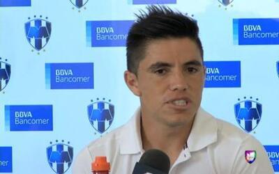 """Efraín Velarde: """"No estaremos en paz hasta no ser campeones"""""""