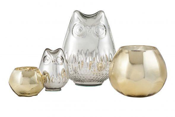 Tu casa merece una decoración de diez, si te gustan los adornos en vidri...