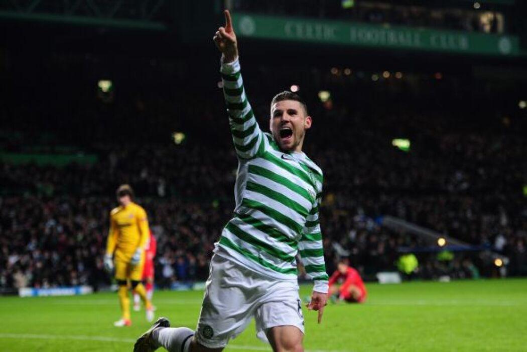 Celtic acabó con cinco años sin llegar a la siguiente fase después de im...