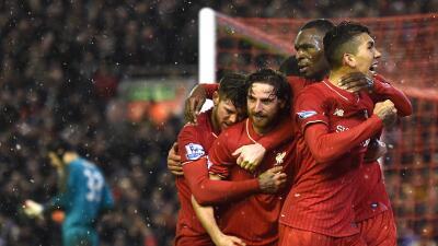 Liverpool y Arsenal dan empate memorable