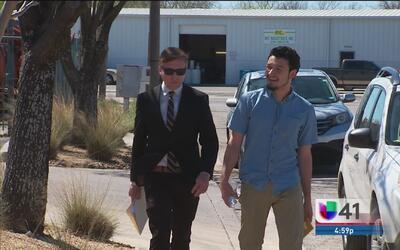 Dreamer liberado en San Antonio se presentan ante juez de inmigración
