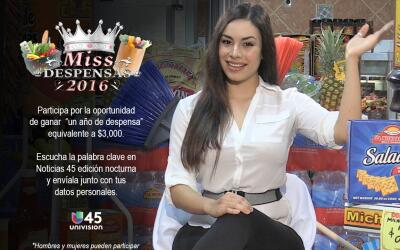 Miss Despensas 2016