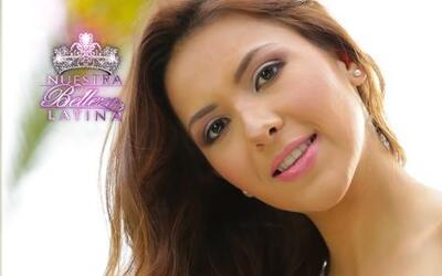 """Aly Villegas encantada con el """"Dream Wonder Powder"""""""