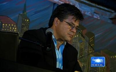 Andrés Puentes reaccionó a la demanda de Tatiana sobre sus hijos
