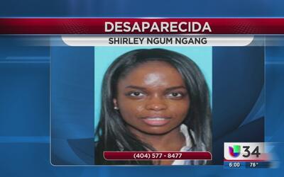 Autoridades de Atlanta buscan a una viajera desaparecida hace treinta días