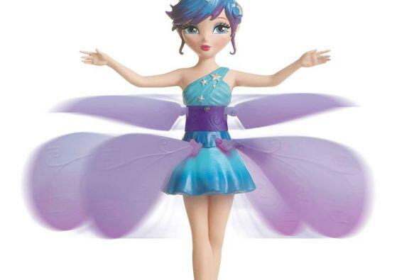 """Flutterbye Flying Fairy Doll"": una muñeca ideal para niñas de 6 a 7 año..."