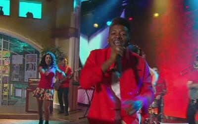 Prince Balboa canta 'Eso no fue un cuerno'