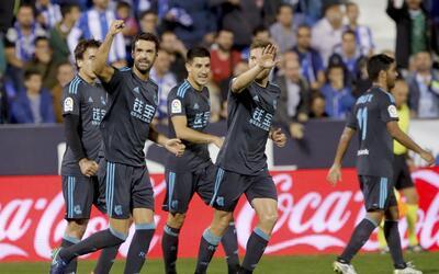 El triunfo de la Real en Leganés abrió la fecha 10 de La L...