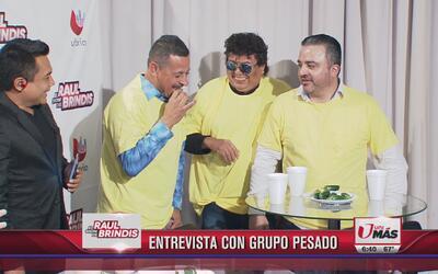 'Al Chile': el reto al Grupo Pesado