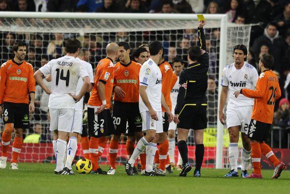 Algunas piernas fuertes terminaron en discuciones entre los jugadores. E...