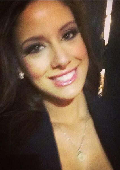 La hermosa ganadora de Nuestra Belleza Latina 2014, Aleyda Ortiz está fe...