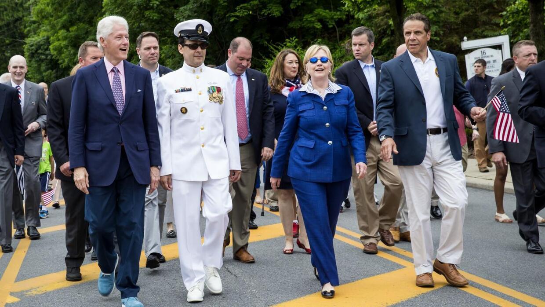 Miles de personas rindieron tributo a los veteranos