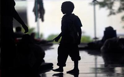 Crisis humanitaria, el drama de los menores inmigrantes