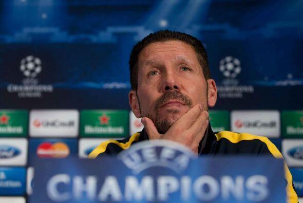 Diego Simeone: ¿Quién no habla del 'Cholo' desde hace unos...