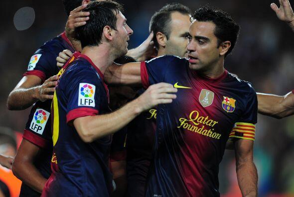 Remontaba barcelonista y Messi hizo sufrir a algunos tras fallas oportun...