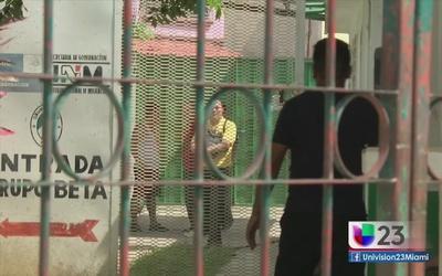 Noticias 23 se infiltra en cárcel de inmigración mexicana