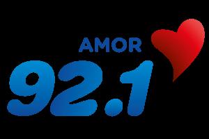 LOGO EMISORAS FRESNO 92.1 Amor