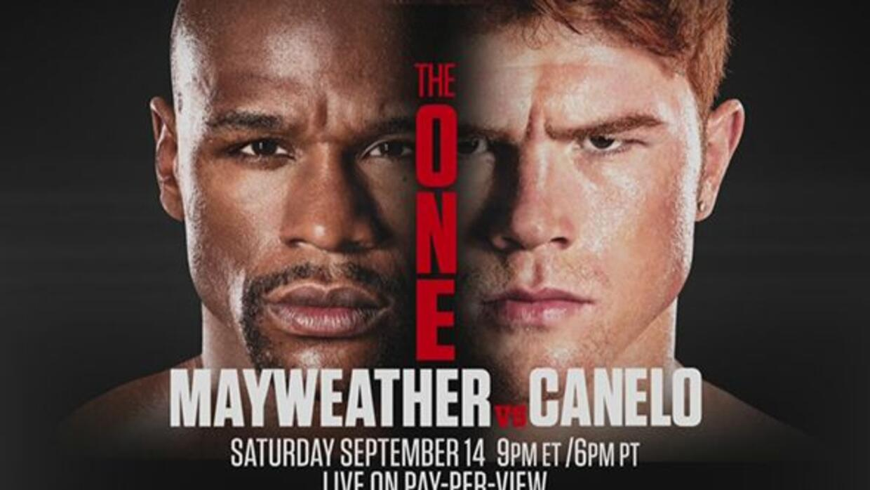 ¡Gana boletos, avión y hotel para estar en la pelea de Canelo VS Mayweat...