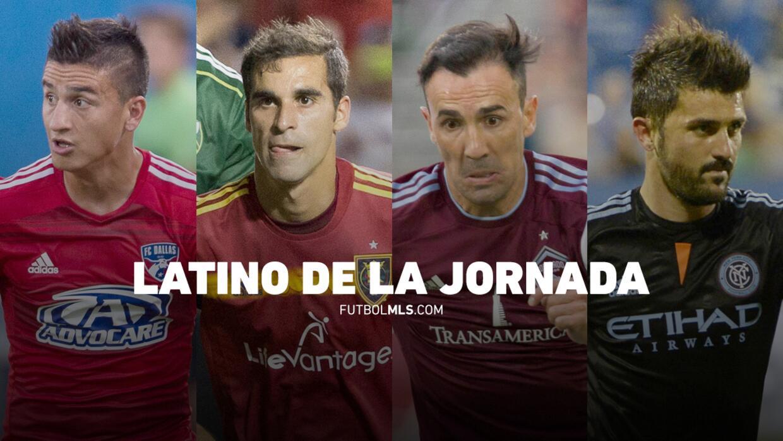 Latino de la Jornada 18 de la MLS