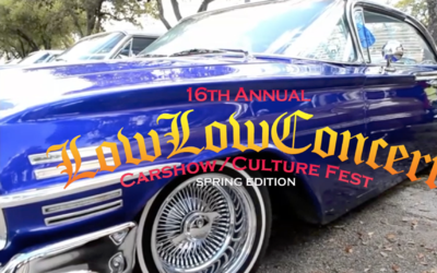 Low Low Concert + Car Show and Culture Fest