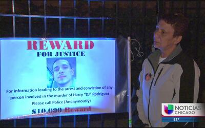 Madre hispana sigue sin respuestas a cinco años de la muerte de su hijo