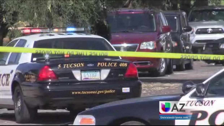 Robo, tiroteo y persecución en las calles de Tucson