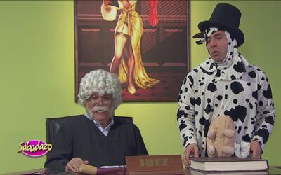 Finalmente llegó el jucio de Laura G contra la 'Che Vaca'
