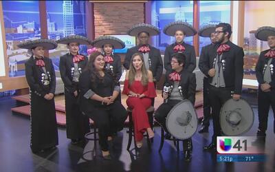 Mariachi de San Antonio College se prepara para exponer su talento en co...