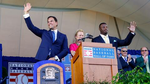Ken Griffey Jr. Mike Piazza