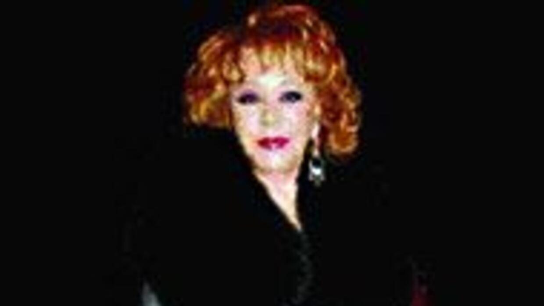 Doña Silvia Pinal está a dieta para bajar dos tallas