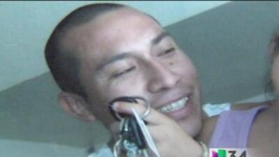 Demandan justicia por la muerte de Omar Abrego a manos de la policía.