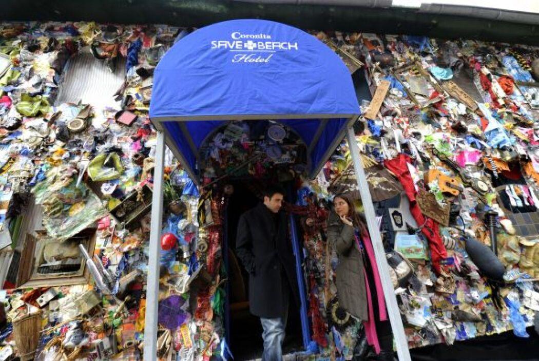 La plaza del Callao en Madrid es el lugar donde se puede conocer el hote...