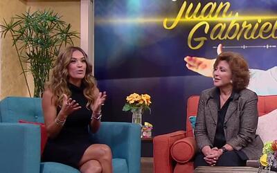 ¿Angélica María sintió celos de Juan Gabriel y su relación con Rocío Dur...