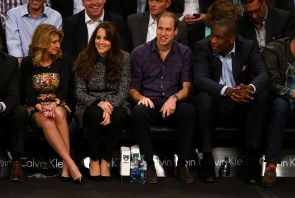 Kate y William estuvieron a compañados por Jay Z y Beyoncé.