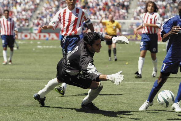 En el futbol mexicano también existieron diversos casos como el de Oswal...