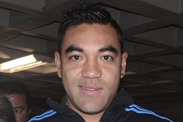 Marco Fabián llegó al Cruz Azul en uno de los movimientos más fuertes de...